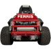 Газонокосилка с нулевым радиусом Ferris 400S
