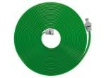 Шланг-дождеватель зеленый 7,5м с фитингами