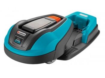 Газонокосилка-робот GARDENA R50Li (04077)