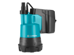 Насос дренажный для чистой воды аккумуляторный 2000/2 Li-18 без аккумулятора