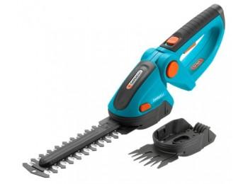Комплект аккумуляторных ножниц для газонов и кустарников ComfortCut (08897)