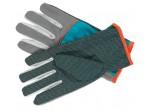 Перчатки садовые, размер 7 / S (00202)