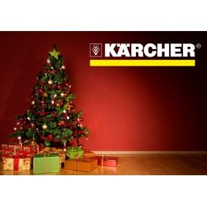 Новогодние скидки 2017 в магазине Karcher