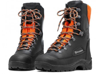 Ботинки Classic 20 кожаные с защитой от порезов p.42, 586 44 71-42