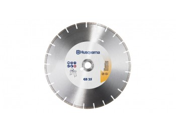 Алмазный диск Husqvarna GS25, 350-25,4 мм