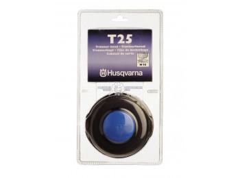 Головка триммерная T25 M10 122LD 128R (полуавто), 578 44 61-01