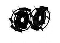 Комплект металлических колес D=380мм к TF 338