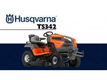 Садовый минитрактор Husqvarna TS 342