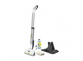 Пылесос для влажной уборки пола  аккумуляторный Керхер FC 3 Cordless Premium (white)