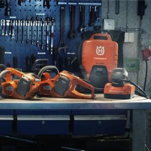Аккумуляторная техника «Хускварна» (Husqvarna)
