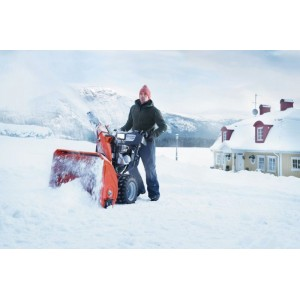 Снегоуборщики (снегоотбрасыватели) Husqvarna